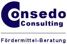 Fördermittelberatung Consedo Zuschüsse Logo