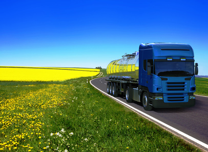 Sicherheit und Umwelt im Güterkraftverkehr mit schweren Nutzfahrzeugen 1