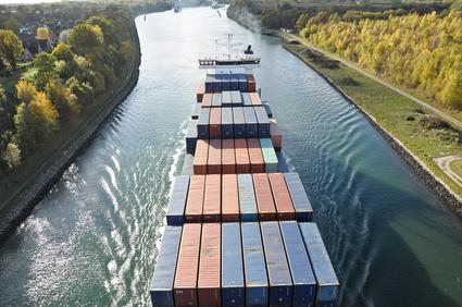 Nachhaltige Modernisierung von Binnenschiffen